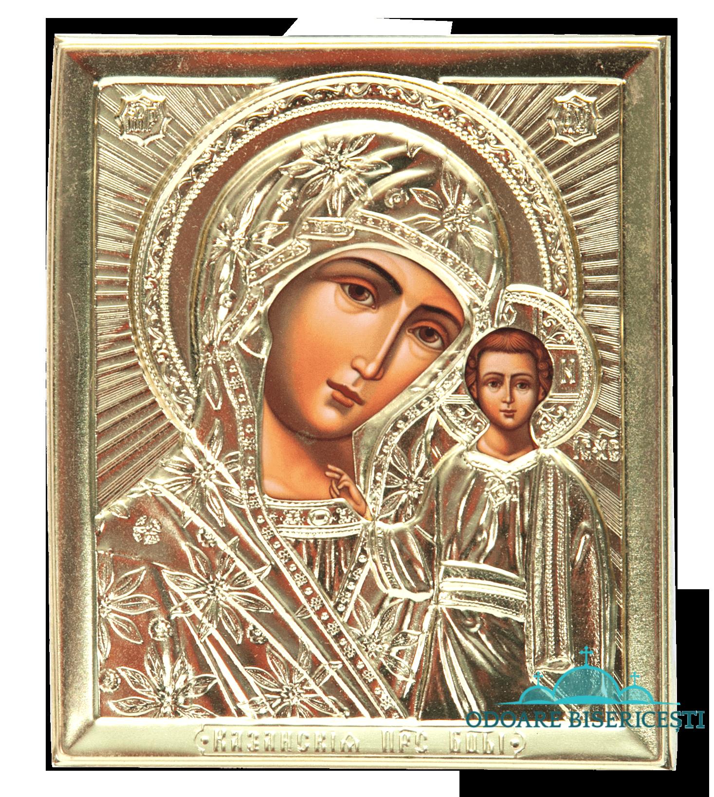 Icoana Maica Domnului Kazanskaia