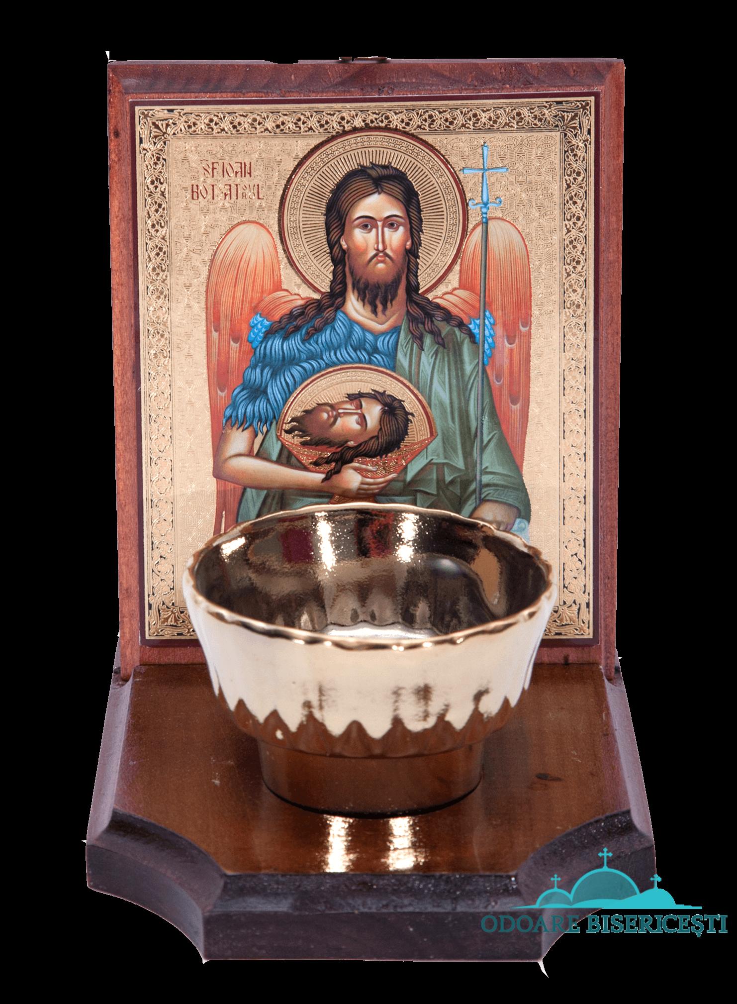 Icoana Candela Sf. Ioan Botezatorul