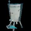 Aghiazmatar inox 200 L